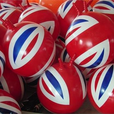 Union Jack Space Hoppers