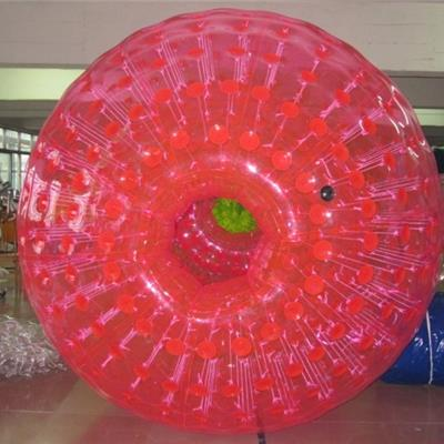 Pink Inflatable Zorb Ball