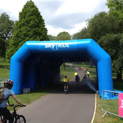 SkyRide Inflatable Tunnel