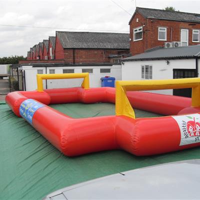 Small Inflatable Branded Pitch