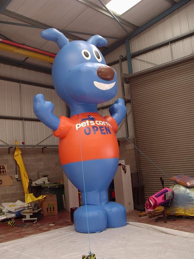 Inflatable Giant Characters And Inflatable Giant Animal