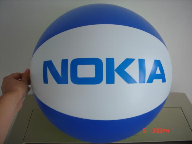 Branded Beach Ball Inflatable Lilos Chairs And Swim Rings