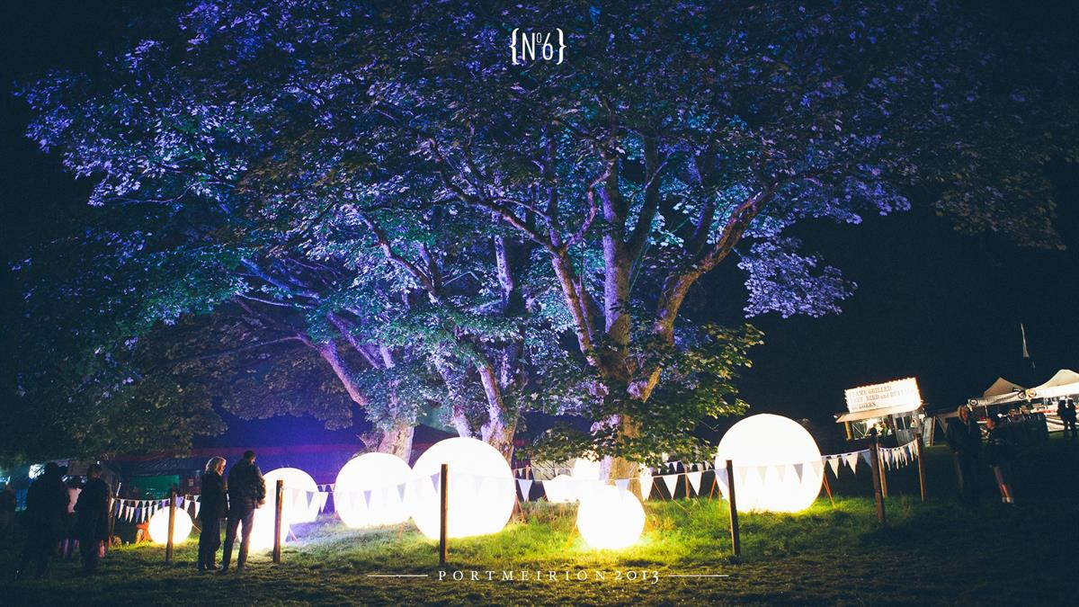 Outdoor Lighted Spheres Led lighted spheres workwithnaturefo